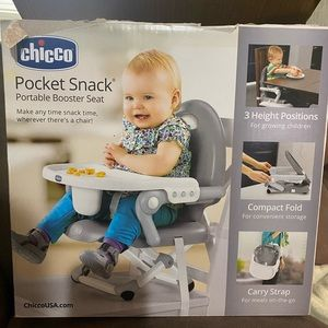 Baby feeding chair. Only used once